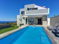 A great villa with a beautiful view!