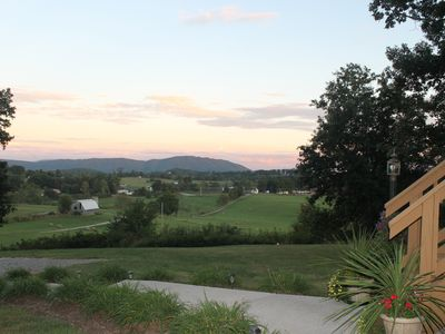 Photo for VT Football VT and Radford Graduation Rental - Peaceful and private setting