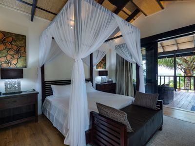 Photo for Exclusively for adults, Serenity Villas #3 - Beachfront Bliss