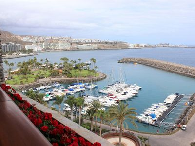 Photo for LUXURY PENTHOUSE GRAN ANFI DEL MAR, SEA VIEW