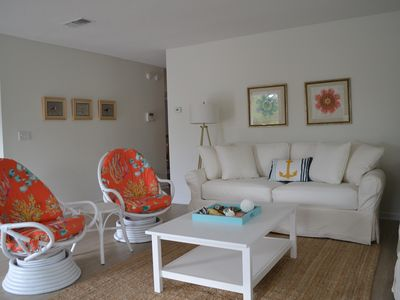 "Photo for ""Old Florida"" Style Beach House  in Seagrove, Just Steps From The Ocean"