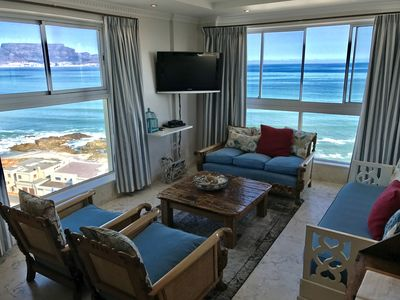 Photo for Spectacular Atlantic ocean and Table mountain views