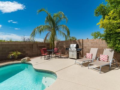 """Photo for Stunning Tucson Retreat- """"Oasis del Sol"""""""