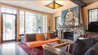 Photo for Award Winning Truckee Cabin