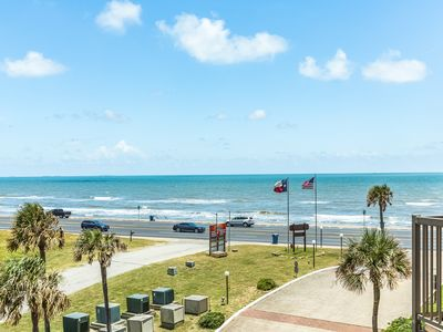 Photo for NEW LISTING! Top-floor Gulf-front condo w/ balcony & shared pools/hot tub!