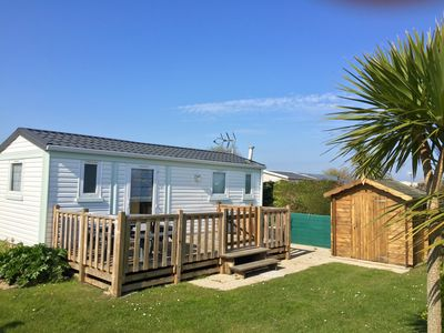 Photo for Mobile home rental - landing beaches in Normandy on camping *****