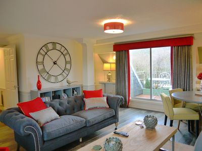 Photo for Luxury Royal Park View 2 bed apartment overlooking Holyrood Park