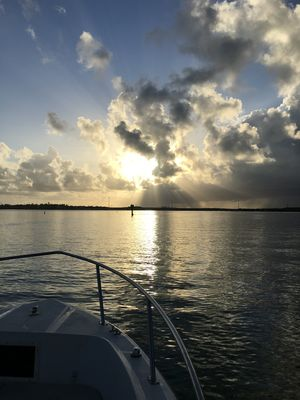 Or enjoy a sunset cruise! Boat slip rental is available.
