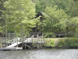 Photo for 3BR Cabin Vacation Rental in Woodbine, Georgia