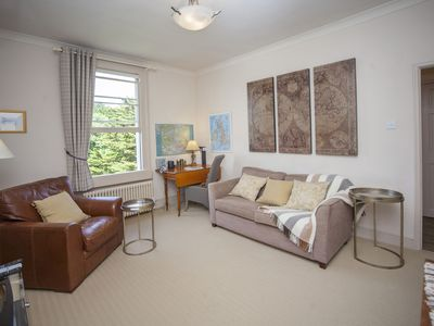 Photo for Marlborough Heights | Holiday apartment In Bath overlooking the Royal Crescent