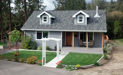 Photo for Rent This 2 Bedroom Cottage For Your Mountain Getaway