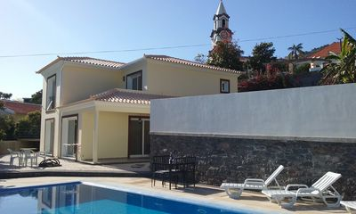 Photo for Villa Dubai in Madeira - now with heated pool