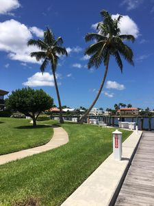 Photo for Beautiful Waterfront Condo 2Bd/2Ba-2 Pools, Tennis and Boat docks!!
