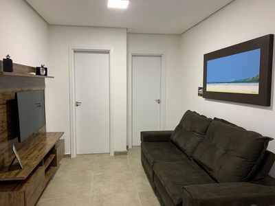Photo for New apartment in Praia dos Ingleses, 400m from the sea for 9 people.