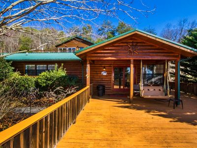 Photo for Family & Friends Cabin in the Smokies
