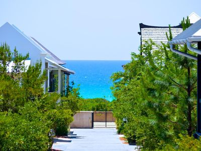 Photo for Crow's Nest: Amazing Carriage House - South of 30A with Gulf Views!