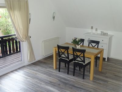 Photo for Apartment 75m2 to 5 persons modern and family friendly in Quedlinburg