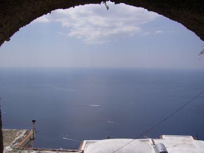 Photo for Positano fraction Nocelle nice three-room apartment with patio