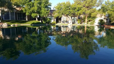 Photo for Beautiful Lakeside Home-Minutes from the Strip-Sleeps 9