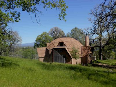 Photo for Yosemite Dome Home, Unique Secluded Peaceful Getaway W/ Great Views, Wildlife