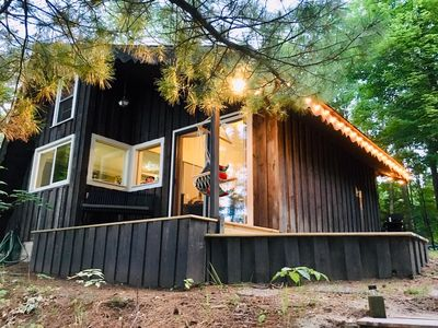 """Photo for """"The Cabin"""" on Loon Lake, Newly Remodeled! Create Memories!"""