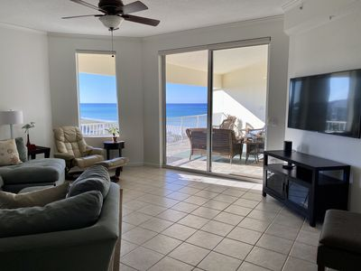 Beautiful Gulf Views & Direct Beach Access - Includes  Beach Service and 2 Bikes