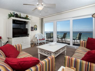 Photo for Islander 4001:Wake up to BREATHTAKING VIEWS from this spacious corner unit!!
