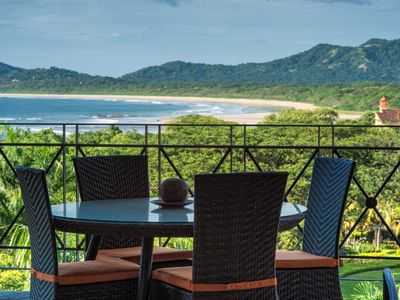 Photo for Incredible oceanfront 2 BDR property overlooking Tamarindo Bay MAT502
