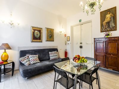 Photo for Enjoy your stay - Vatican apartment  Just 10 Minutes Walking From the Center