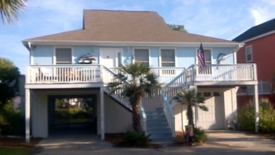Photo for Family friendly 4 plus bedrooms! Come visit quiet, secure Harbor Island.