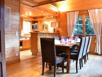 Photo for Chalet Méribel, 5 bedrooms, 12 persons