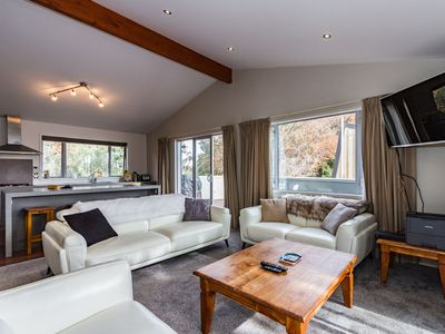 Photo for Wyllie Estate - Ohakune Holiday Home