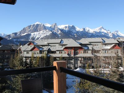 Photo for New Listing! Exquisite 2 Bdrm & 2 Bath Luxury Condo with Mountain Views