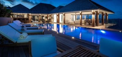 Villa Lital -  Ocean View - Located in  Exquisite Anse des Cayes with Private Pool