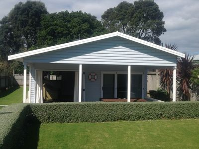 Photo for COOL Waihi Beach House North End
