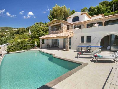 Photo for Excellent 4 bedroom Villa in Le Lavandou (Q9893)