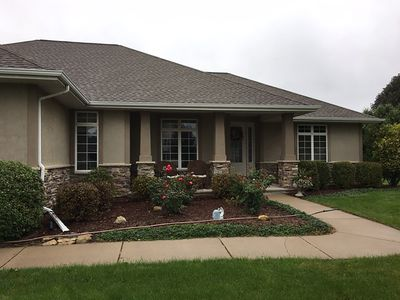 Photo for Available July 19 - August 4th, 2019 ~ 4 Bed / 3.5  Bath Ranch Home In Oshkosh
