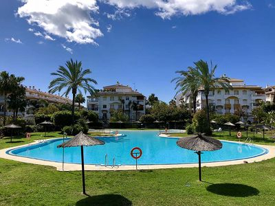 Photo for Luxury One bedroom apartment near Puerto Banus and next to the golf course