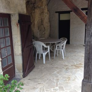 Photo for Cottage with troglodyte cave