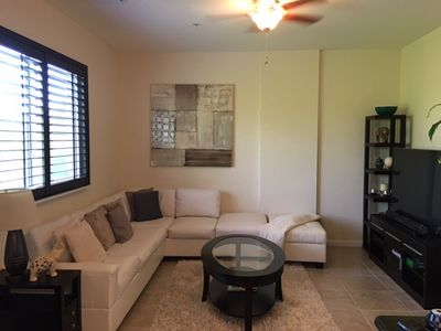 Photo for Luxury Condo In A Central Location, 100 Ft. Away From 7 Mile Beach.