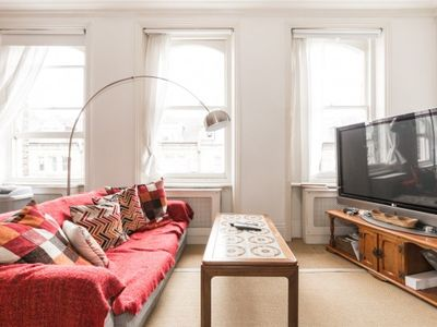 Photo for #LONGER STAY OFFER# Lovely 1 BR in West Kensington FREE WiFi
