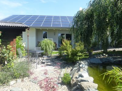 Photo for Cosy holiday home with use of sauna in a very quiet location in the Ederbergland