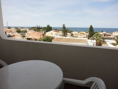 Photo for Sea view apartment in Galé beach. Has free wi-fi