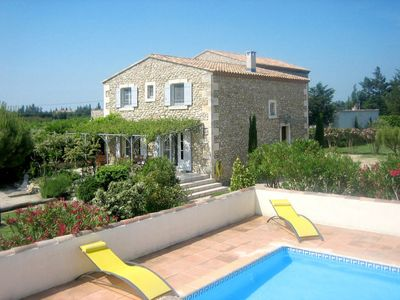 Photo for 4 bedroom Villa, sleeps 8 in Raphèle-lès-Arles with Pool and WiFi