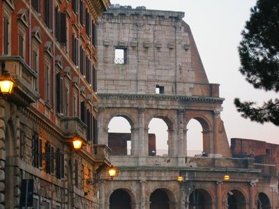Photo for Apartment infront of the Colosseum - You have only to cross the street