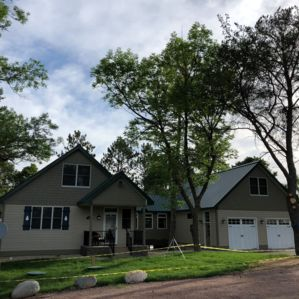 Photo for New Construction 5BR, 5BA home on Ann Lake