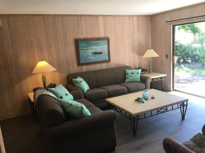 BOOK NOW!  BEACHES &POOL OPEN!  WALK TO BEACH, SHOPS & DINING. UPDATED UNIT