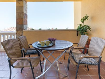 Photo for Higuerón Beach & Pool apartment in Torremolinos with WiFi, air conditioning, private terrace & lift.