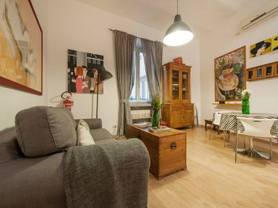 Photo for Historic Center - Trastevere - Comfortable apartment in the heart of Rome
