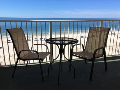 Photo for Clearwater 5D ~ Bright and Beachy ~  Beach Front  ~ Bender Vacation Rentals